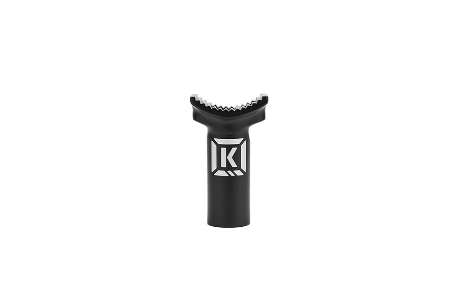 KINK BIKES STEALTH LARGE PIVOTAL BLACK 25.4 X 330mm BICYCLE SEATPOST
