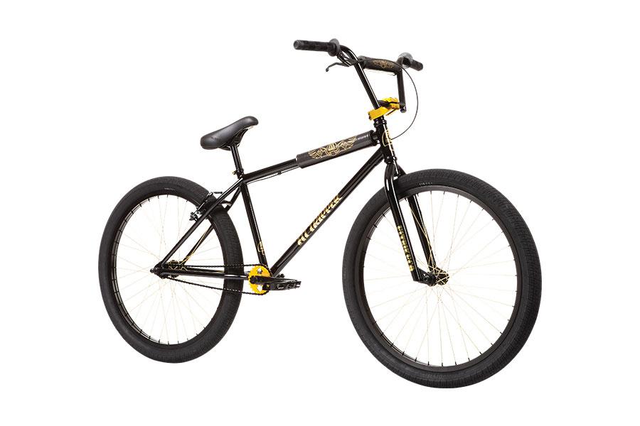 BLACK BICYCLE FORK PART S/&M BIKES M10 X 1.25 FORK CAP